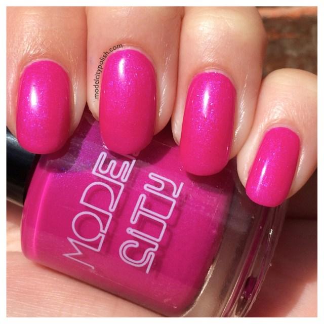 Hot Pink Barbie 1