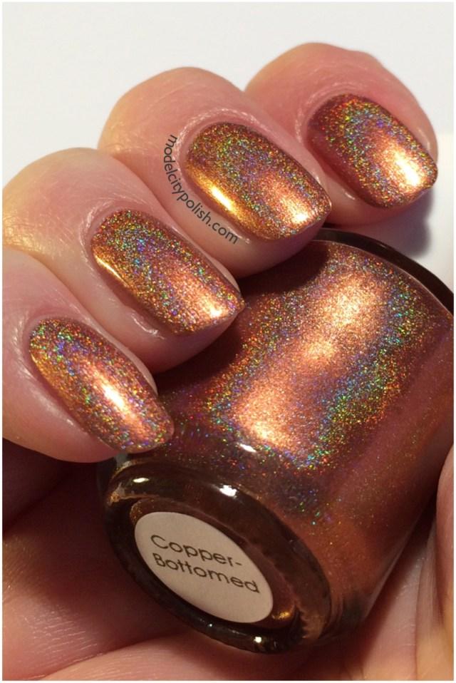 Copper-Bottomed 4