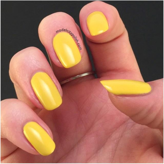 Golden Yellow 3