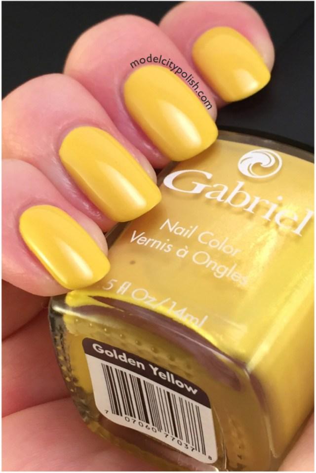 Golden Yellow 4