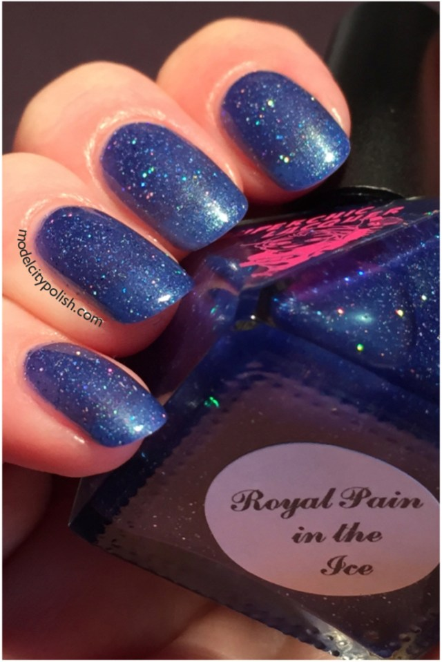 Royal Pain in the Ice 4