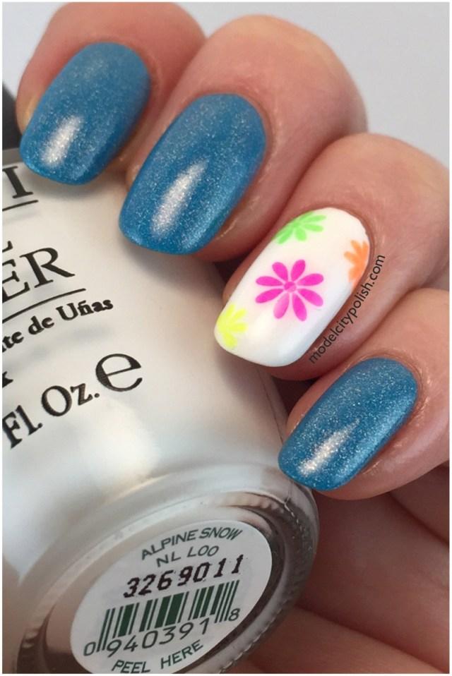 Neon Flowers 4