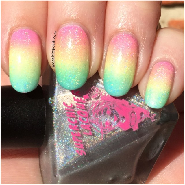 SuperChic Rainbow 1