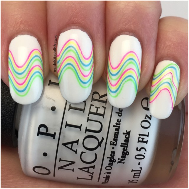 Neon Waves 1