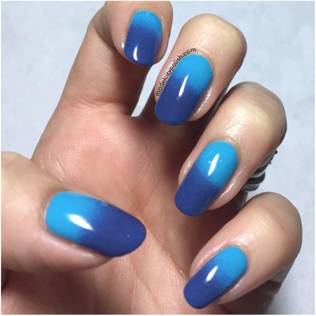 Blue Gradient 3
