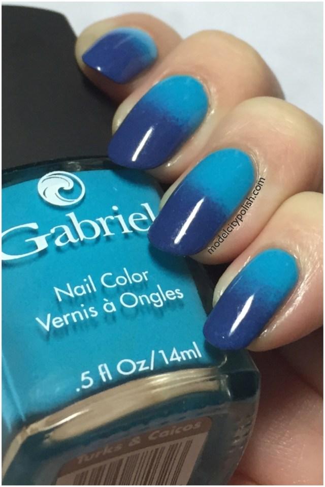 Blue Gradient 4