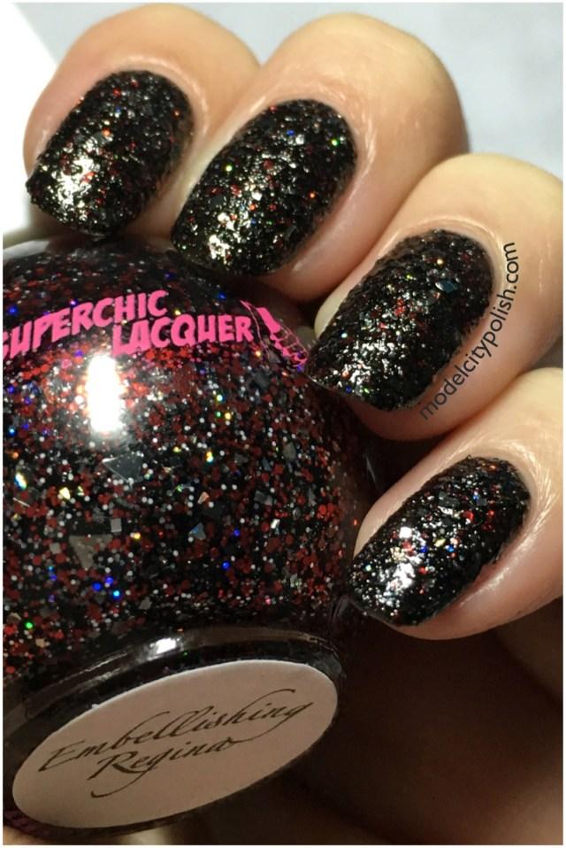 Embellishing Regina 4
