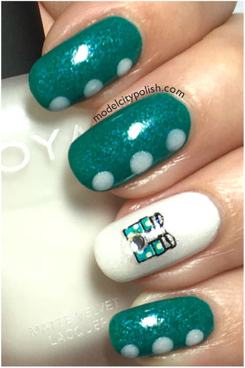 Presents Bows Challenge Your Nail Art
