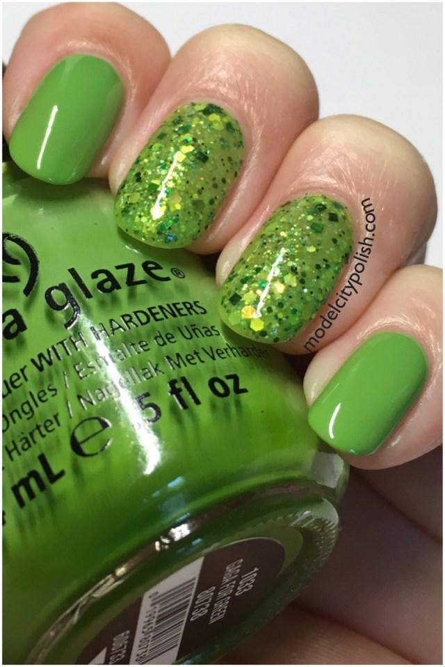Monster Polish & China Glaze 7