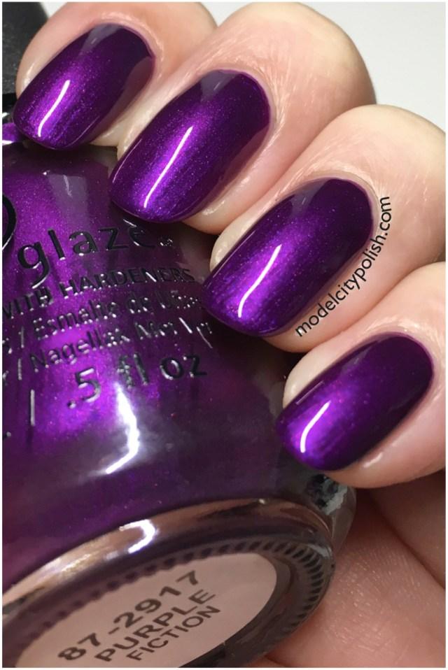 Purple Fiction 4