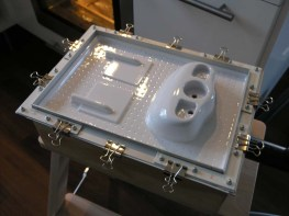 front mould along with our legendary servo cover's