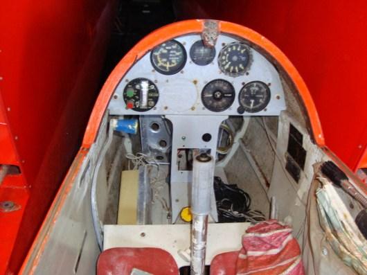 PIK-16c Vasama OY-BXU from Vejle Glider Club