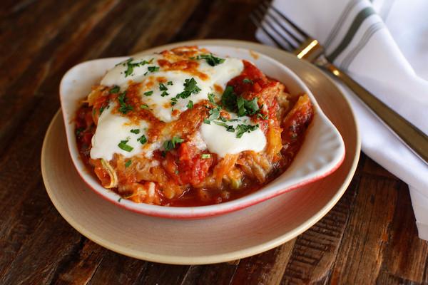 True Foods: Spaghetti Squash Casserole