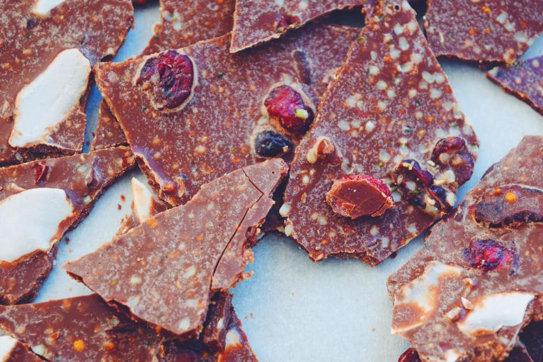 raw chocolate, so easy and so good for you@