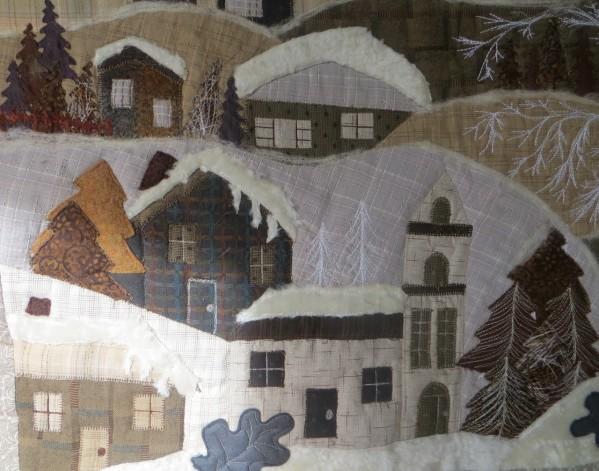 modele patchwork