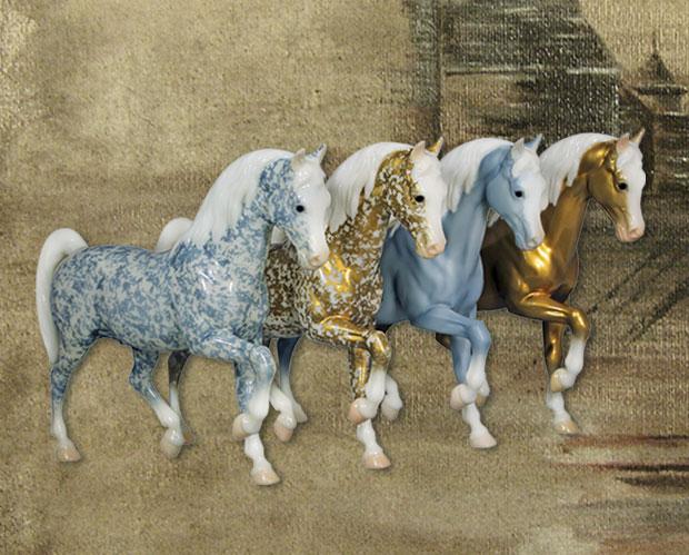 Family Arabian Stallion