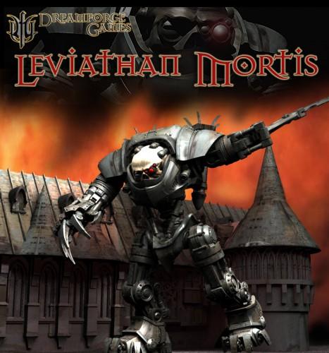 Leviathan Mortis Render