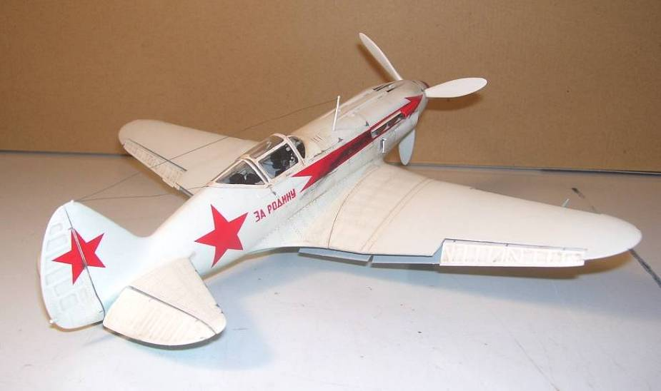 Mig 3 Russia 1942 Trumpeter 132
