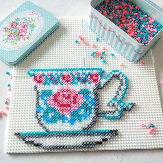 theiere-perles-a-repasser-hama-dinette-coaster-3
