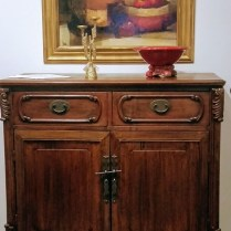 ** ITEM NOW SOLD.**Asian Buffet. Purchased from Zanadia in Wallingford in 2002. Original List: $1400Modele's Price: 750.-