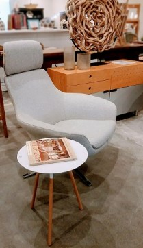 **ITEM NOW SOLD**Coalesse 'Bob Chair'. $1250.