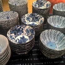 Several styles of donburi bowls to choose from! 8.95 each