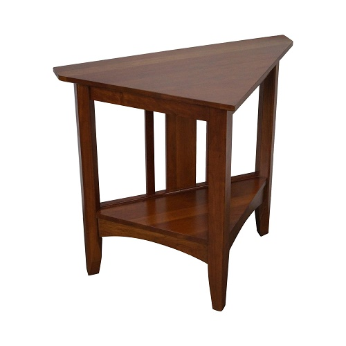 ethan allen 'american impressions' occasional table. cherry finish