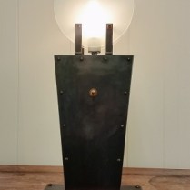 **ITEM NOW SOLD**Steven Hensel 'Donnelly Lamp. Original Retail Price: $1000. Modele's Price: 495.