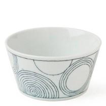 """Ito Tsumugi dipping bowl. """"Circles"""" bowl 7.50 each"""