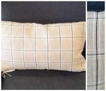 **ITEM NOW SOLD**Susan Huffman Rectangular Pillow. 40.-