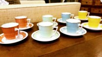 **ITEM NOW SOLD**Vintage Royal Copenhagen Demitasse Set. 125.-set