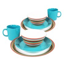 Origo Orange Teema Turquoise DinnerwareMore colors.