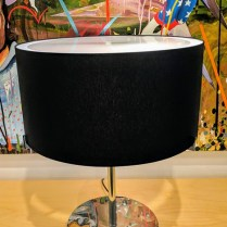 **ITEM NOW SOLD**Aitana Table Lamp.Design by Gabriel Teixido for Carpyen (Spain), 2008. Current List: $878.-Modele's Price: 450.-
