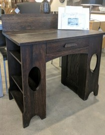 **ITEM NOW SOLD**Vintage Craftsman Desk.. C. 1910-1920. Purchased in 2009 at the carriage shop antiques center in Bantam, CT.375.-
