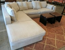 **ITEM NOW SOLD** B&B Italia 2 piece sectional sofa. Just cleaned by D.A Burns. 2950.-