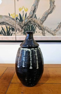 **ITEM NOW SOLD**Sake Jar (2). 30.-