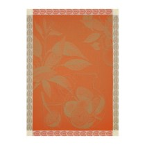 Le jacquard Francias tea towel. 'Eaux de Oranges'. 100% cotton. 24.-