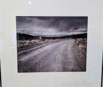 "Framed photograh by Gordon Whitten: 'Death Valley Afternoon', 1991. #6/50. 34""w x 30.25""h. Orig. List: $1,250. Modele's Price: 495.-"