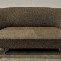 "**ITEM NOW SOLD** Arper Loop sofa. Purchased from Inform. 70.5"" w. Orig. List: $4,100. Modele's Price: 1395.-"