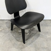 "**ITEM NOW SOLD** Herman Miller Eames LCW molded plywood lounge chair. 4 years old. 22""w x 25""d x 26.25""h. Current List: $1,095. Modele's Price: 595.-"