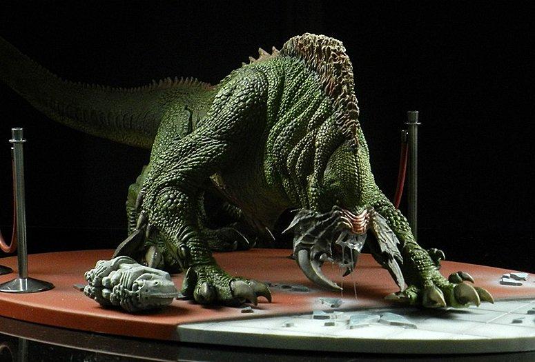 1  12 Kothoga Creature From Pegasus Models