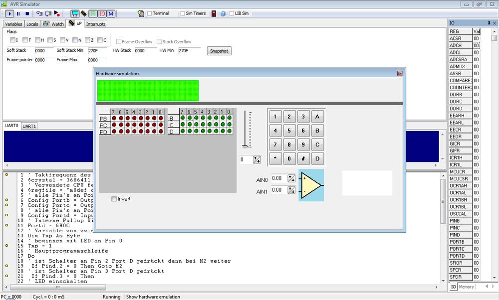 Bascom Screenshot
