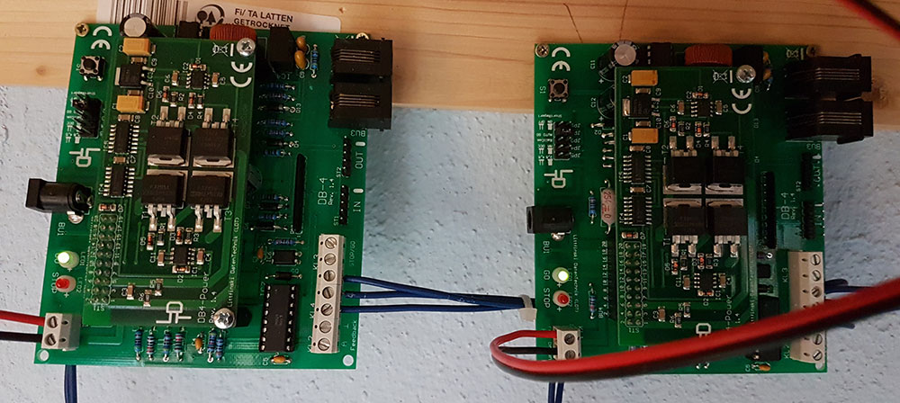 Booster DB4 von Littfinski (LDT)