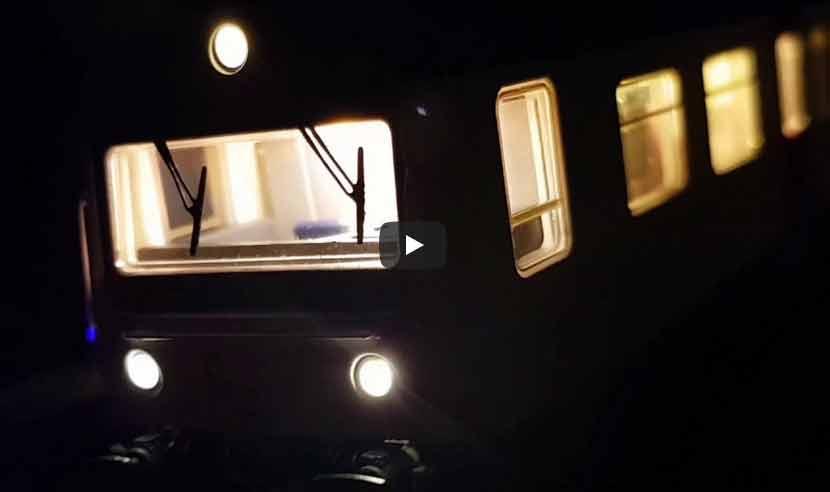 Modellbahn TrainController Tutorial #38: Lok Funktionen in der Zugfahrt im TrainController