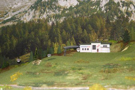 Bergstation Gondelbahn