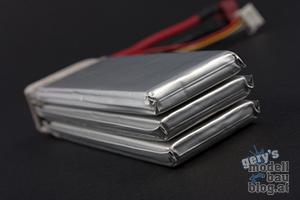 Lithium Polymer Battery LiPo Akku