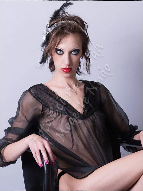 Rebecca modella trentina