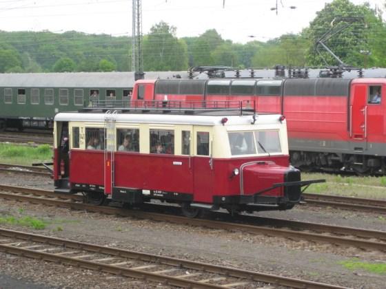 11. Kranichsteiner Bahnwelttage