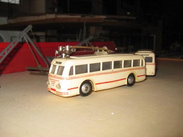 Braw-Eheim Trolley Bus