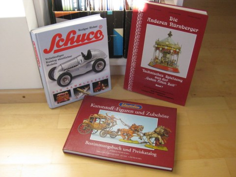 Spielzeug Literatur